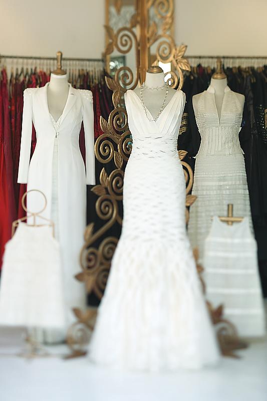 Romyda keth fashion designer ambre